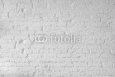 Fototapeta , Panel szklany , Fototapety , Plexi , white grunge brick wall background