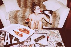 photo series 'Sex and Takeout' 10