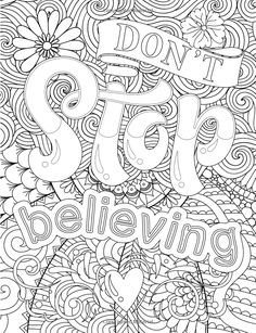 √ Quote Coloring Pages for Adults and Teens . 4 Quote Coloring Pages for Adults and Teens . Coloring Pages for Teens Quote Coloring Pages, Mandala Coloring Pages, Printable Coloring Pages, Colouring Pages, Colouring Sheets, Adult Coloring Books Amazon, Free Adult Coloring Pages, Color Quotes, Mandala Art