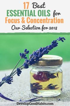 Best Essential Oils for Focus and Concentration| How to focus | Help focusing | essential oils for concentration | essential oils for foucs | How to concentrate | #essentialoils #focus #concentration #health #naturalhealth #naturalremedies #naturalremedy #holistic #holistichealth #healthylifestyle #selfcare #selflove #personalgrowth #healthcare
