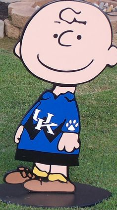 KENTUCKY WILDCATS Charlie Brown