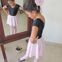 Combinaciones Ballet Skirt, Boutique, Skirts, Fashion, Tutus, Color Combinations, Tights, Dance, Moda