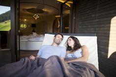 Luxurious. Attractive. Alpine feeling in the rooms & suites in South Tyrol   http://www.wellnessresort.it/en/rooms-suites/