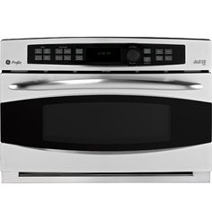 PSB1201NSS | GE Profile Advantium® 120V - 30 in. Wall Oven | GE Appliances