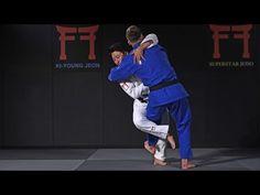 SUPERSTAR JUDO   Korean Judo - Kosoto Off The Grip - YouTube