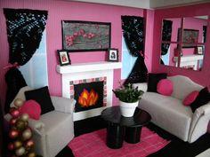 Barbie Living Room: Over The Apple Tree Blog | interior design