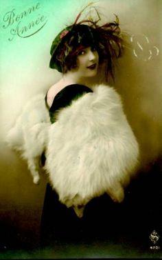 1920's Portrait. <3