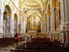 Monte Cassino, Church