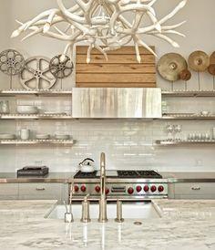 Bucktown Renovation - contemporary - kitchen - chicago - Buckingham Interiors + Design LLC