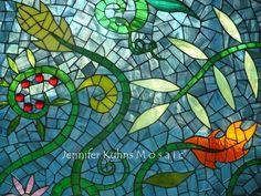 Columbia Grill Windows by Jennifer Kuhns, via Behance