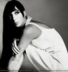 Cher - photos by Richard Avedon for Vogue - 1966 - frame 4 Twiggy, San Antonio, White Photography, Fashion Photography, Portrait Photography, Richard Avedon Photography, Richard Avedon Portraits, Cher Photos, Cher Bono