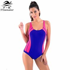 6bc2337f48ac8 2017 Women Sexy Quick dry Monokini Female Patchwork One piece bathing suit  Royal blue Beach wear Thong Swimsuit Maillot de bain