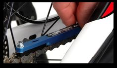 Check Chain Wear Bicycle Maintenance, Step By Step Instructions, Chain, How To Wear, Necklaces