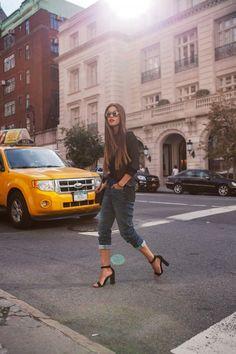 The Energy Of New York City — Negin Mirsalehi