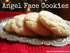 Angel Face Cookies