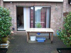 Ziel war es, die vorhandenen 35 m² in einen pflegeleichten, modernen und individuellen Garten zu verwandeln.