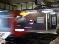 Underground in the city - LONDON Fev 2016