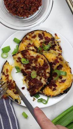 Bacon Recipes, Real Food Recipes, Diet Recipes, Vegetarian Recipes, Chicken Recipes, Cooking Recipes, Healthy Recipes, Vegetable Dishes, Vegetable Recipes