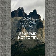 Don't Be Afraid To Fail, Be Afraid Not To Try... ☆彡 Always Step Out Of Your Comfort Zone And Try New Things.   P.S Try New Things Now By checking Out My Bio For FREE Training   #followhim #TFLers #followher #followbackteam #teamfollowback #followback #followforfollow #follows @instaghelper #me #followme #follow4follow #followalways #follow #love #following #followall #f4f #follower #pleasefollow