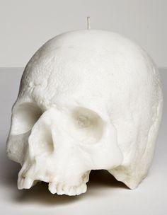 The Liujiang Skull, Natural Wax Candle