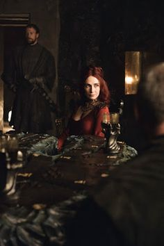 Melisandre, the Red Woman, Game of Thrones