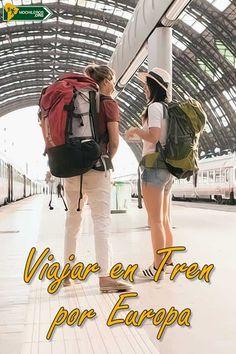 Itinerario por #Europa. Cómo #viajar en #tren por Europa. Consejos de mochileros.org