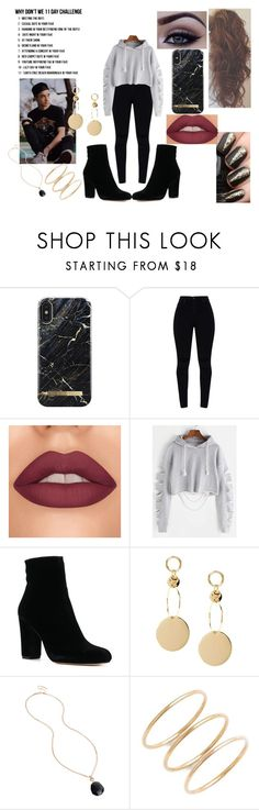 """""""WDW Day 7 - Attending a Concert With Daniel Seavey"""" by shayma-sheikh ❤ liked on Polyvore featuring iDeal of Sweden, Kenneth Cole, DanielSeavey, whydontwe and wdw11daychallenge"""
