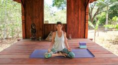 yin yoga sequence for open heart