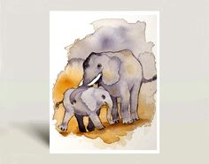 Hey, I found this really awesome Etsy listing at https://www.etsy.com/listing/191119426/jungle-animal-art-watercolour-painting