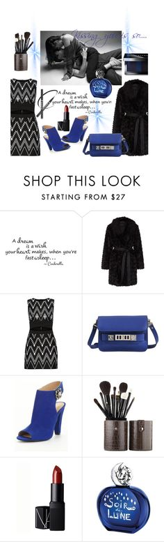 """In my dreams"" by lyric0ne ❤ liked on Polyvore featuring DKNY, Proenza Schouler, Little Mistress, Jenny Patinkin, NARS Cosmetics, Sisley, Bobbi Brown Cosmetics, women's clothing, women's fashion and women"