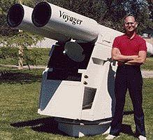 Wayne Schmidt's Motorized Binocular Chair