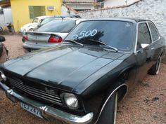 CHEVROLET CHEVETTE Preto 1977/1977 Gasolina em Canoas