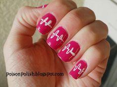 Heartbeat Nails