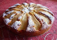....... dulcis in fabula: Torta pere, amaretti e cioccolato