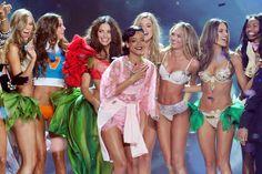Behati Prinsloo Adam Levine Girl Crush Rihanna (Vogue.co.uk)