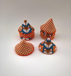 Lot de 8 cônes à pipi (pare pipi,tipi à pipi ...) de la boutique LesCreationsDeJulie1 sur Etsy