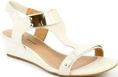 Dámske kožené sandále značky Belle