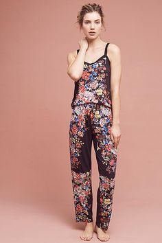 Flower Power - PJs We Want To Lounge In All Holiday Season - Photos