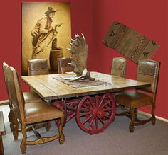 42 Best Western Dining Room Images Dining Room Dining Rooms