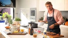 How to make Butterscotch Sauce with Curtis Stone - Coles