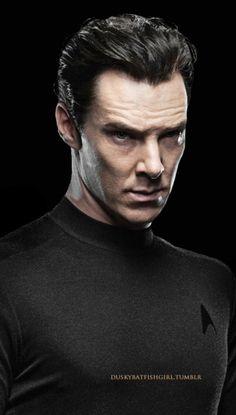Benedict Cumberbatch - Star Trek: Into Darkness (2013)