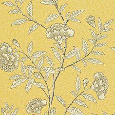 Sanderson wallpaper - Chinese Peony