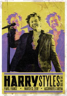 Tour Posters, Band Posters, Poster Wall, Poster Prints, Wall Art Posters, Posters For Room, Gig Poster, One Direction Posters, Harry Styles Poster