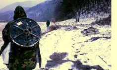 겨울 군인