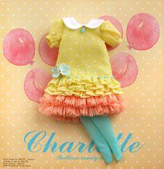 Balloon Candy Dress