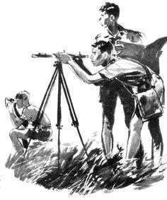 Patrouille de reconnaissance Pour compléter les raiders, les Scouts de France lancent la Division Kim en 1953. http://fr.scoutwiki.org/Patrouille_Kim