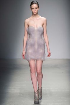 Iris van Herpen Fall 2015 Ready-to-Wear - Collection - Gallery - Style.com