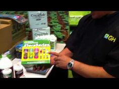 Global Garden Friends founder Mike Donaldson discusses plant nutrients with General Hydroponics at the L show in Reno, Nevada. Find out about how you can help your garden with the nutrients General Hydroponics is sharing with the world.