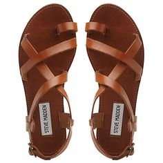 Buy Steve Madden Agathist Sandals Online at johnlewis.com