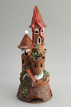 Fairy houses (135 photos)